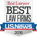 2016 Best Lawyers US News and World Report